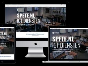 ICT Service Op Maat Vind U Bij Spete.nl ICT Specialist Nijmegen!